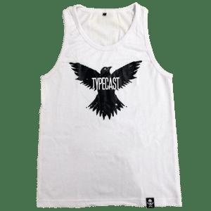 Typecast Crow Top White