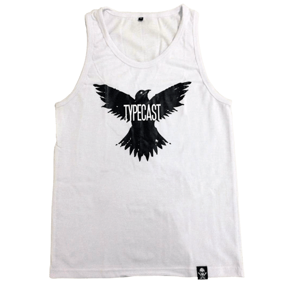 Typecast Crow Top White