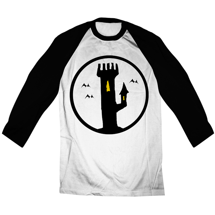 Tower of Doom Raglan