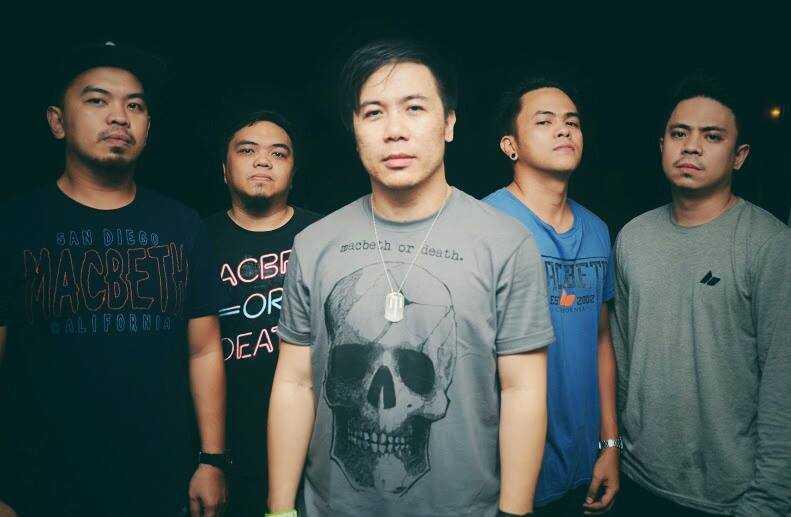 Band members of Imbue No Kudos