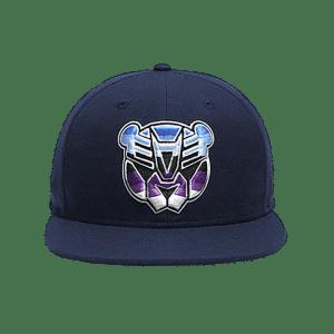Evil Genius - WIP CAP - Decepticon
