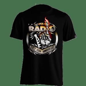 Tower Radio Anniversary Shirt